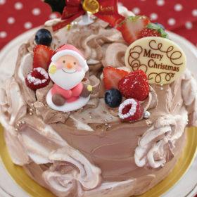 クリスマスチョコシフォン